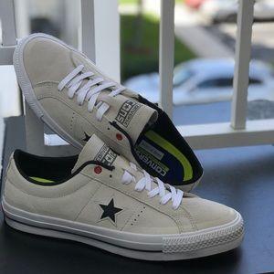 42db7ecba89e Converse Shoes - Converse One Star PRO Suede OX Buff M AUTHENTIC.